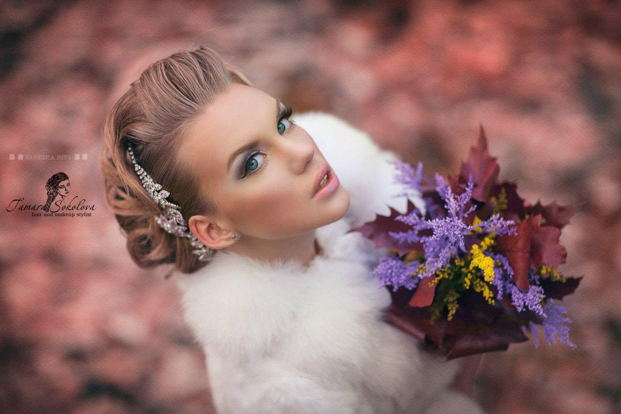 Как создать идеальный образ невесты