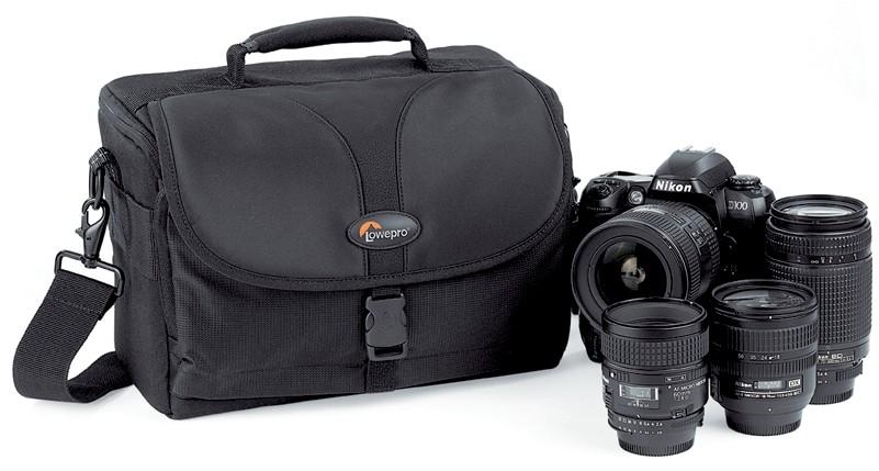 как выбрать сумку для фотографа