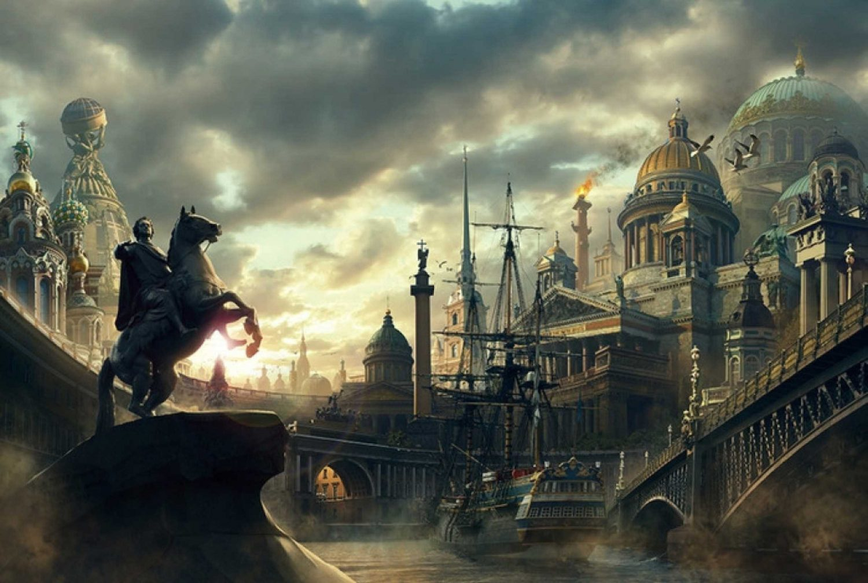 10 мистических мест санк-петербурга