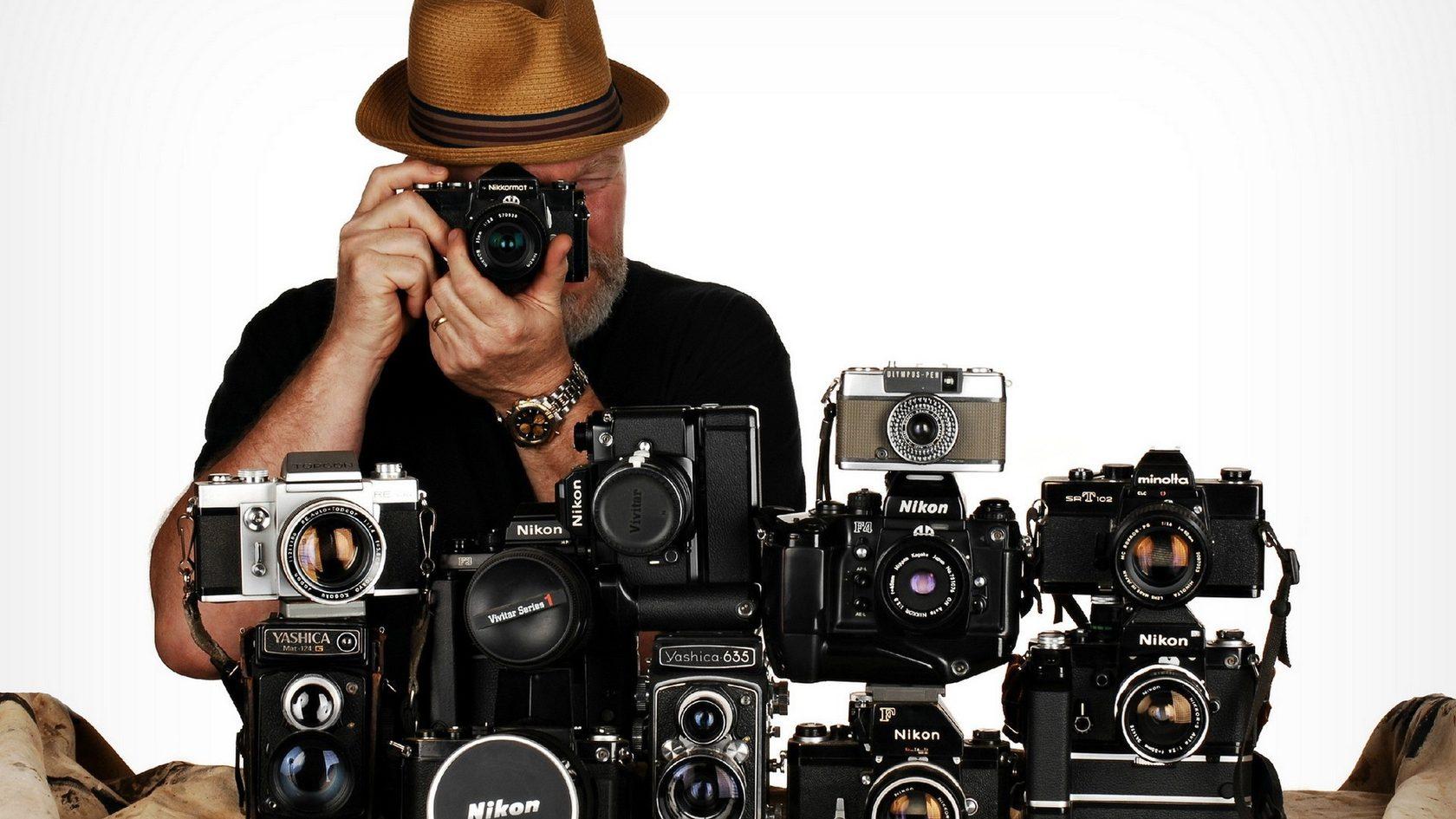 33 мифа о про фотографах